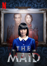 Search netflix The Maid